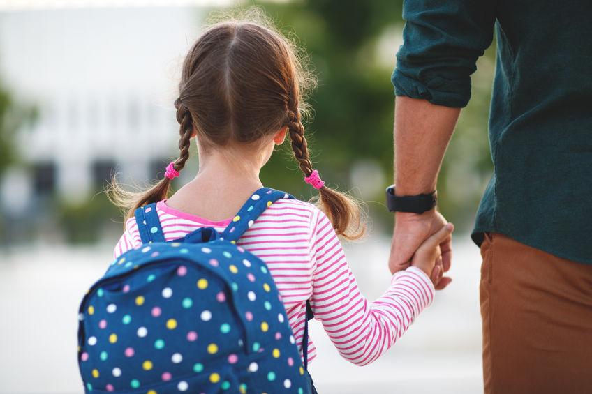 kind (of ouder) bang om naar school te gaan (eerste keer) - Mamaliefde.nl