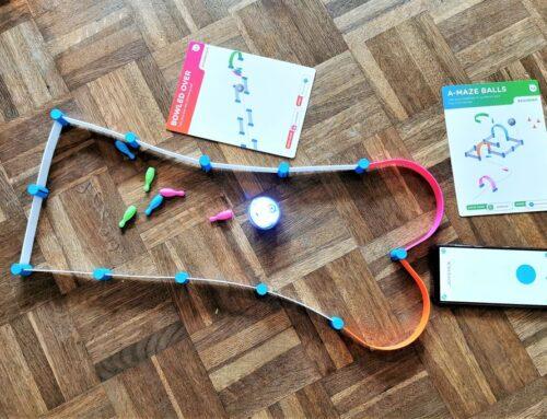 Spelen en programmeren met de Sphero Mini Activity Set