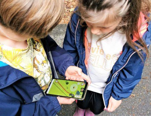 Landal Adventure Game app; offline buiten combineren met online bouwen aan je eigen boomhut