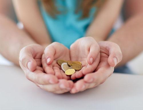 Tips om je kind te leren omgaan met geld