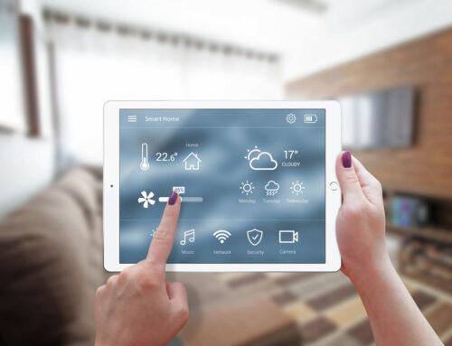 Slimme apparaten voor een smart home
