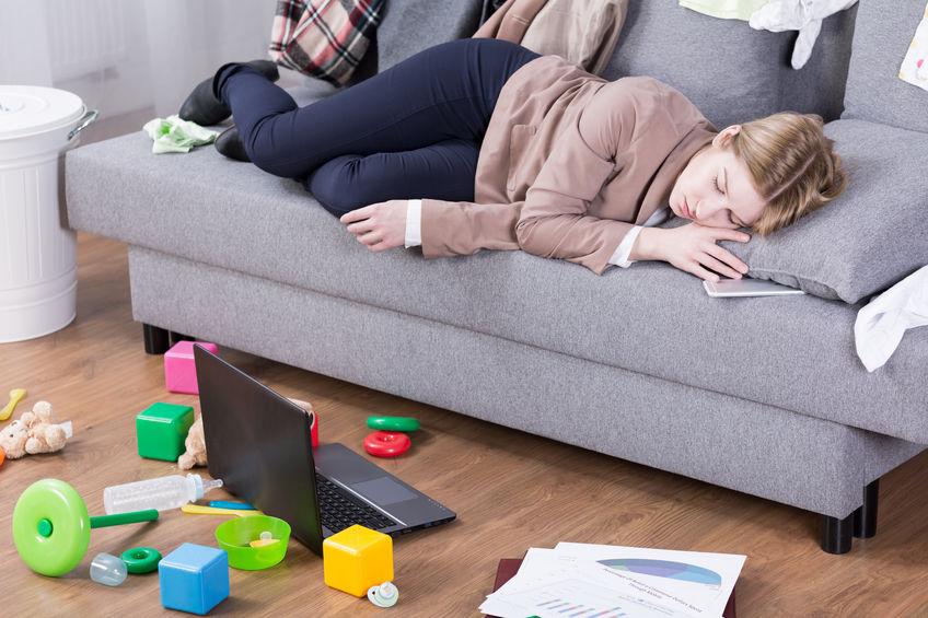 Mommy burn-out na bevalling; wat te doen? Tips op tijd herkennen en voorkomen - Mamaliefde.nl