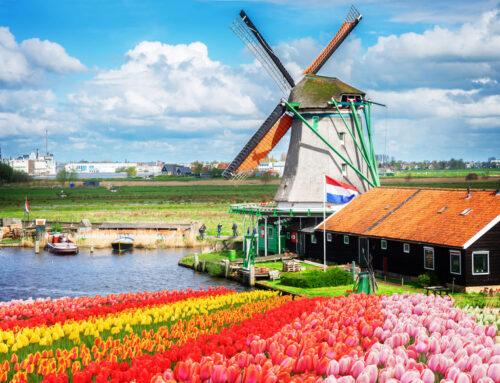 Populairste vakantiebestemmingen Nederland