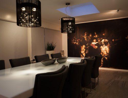 Comfortabel en plezierig wonen met kunst in huis