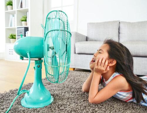 Ventilator, aircooler of airco?