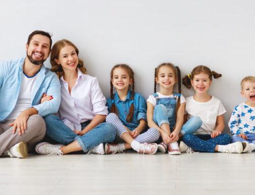 De grootste gezinnen van Nederland en daarbuiten