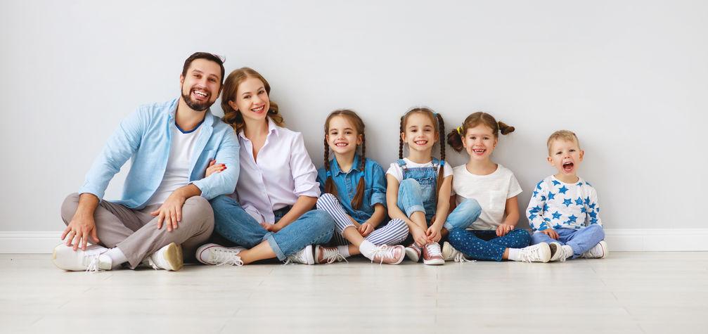 De grootste gezinnen van Nederland en wereld wijd - Mamaliefde.nl