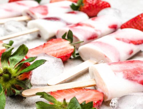Froyo frozen yoghurt recepten