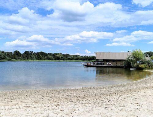 Recreatiepark Terspegelt in het Brabantse land