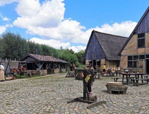 15.000 jaar door de tijd reizen in 1 ochtend in het preHistorisch Dorp Eindhoven