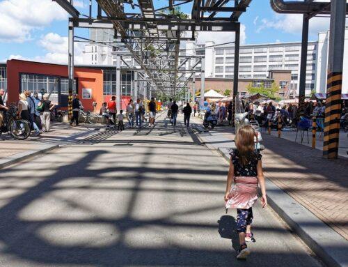 Philips in Eindhoven; van Philips museum tot Strijp-S en de Philips fruittuin met kinderen