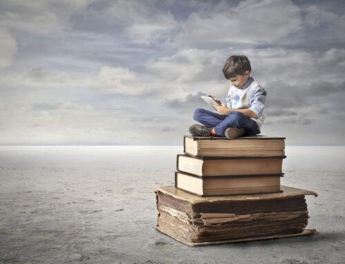 """Kinderboekenweek 2020 thema: """"en Toen?"""""""