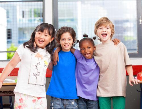 Inclusief opvoeden; kinderen en discriminatie