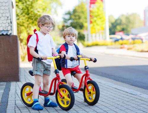Loopfiets voor kinderen; voordelen ontwikkeling, vanaf welke leeftijd en welke is de beste?