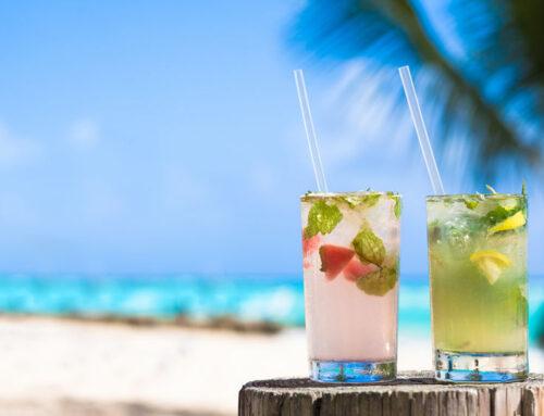 De lekkerste cocktails voor deze zomer