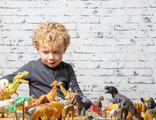 Het leukste dinosaurus speelgoed; van Lego tot knuffels en dekbedden