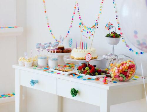 Candy buffet, hoe pak je dit aan