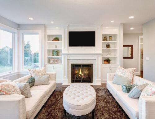 Zo kies je een nieuw interieur voor de woonkamer
