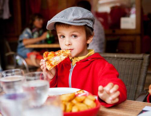 Kindvriendelijke restaurants met kinderen en speelhoek / speeltuin