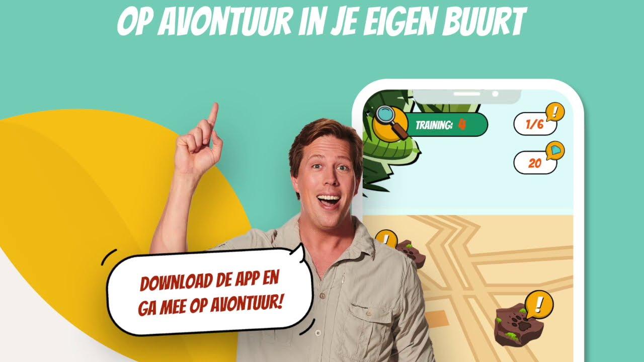Expeditie X app van Freek Vonk - Mamaliefde.nl