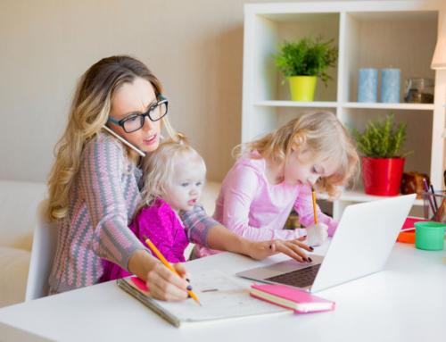 Moeder en ondernemer in één: hoe doe je dat?