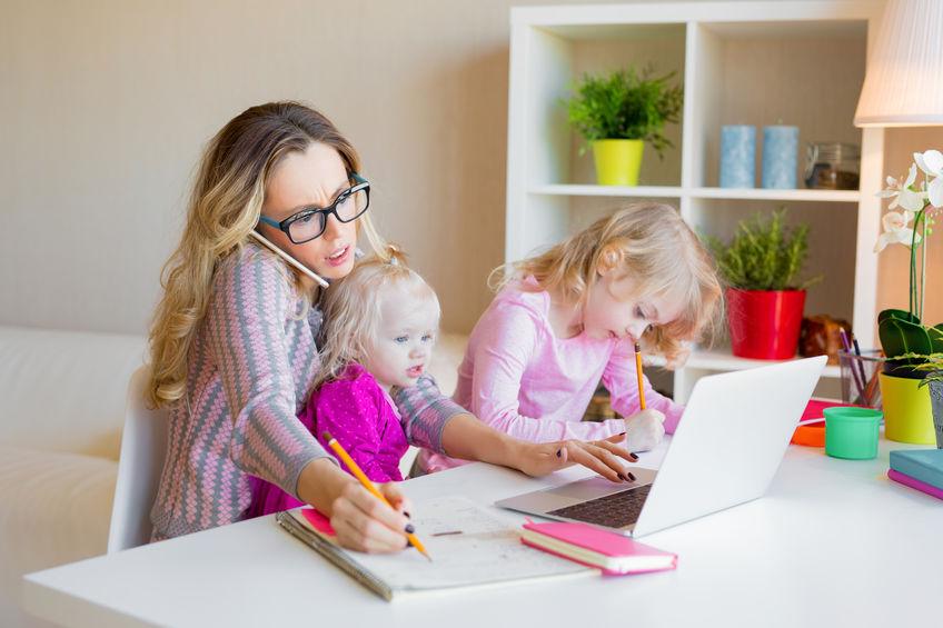 Moeder en ondernemer in één: hoe doe je dat?- Mamaliefde.nl