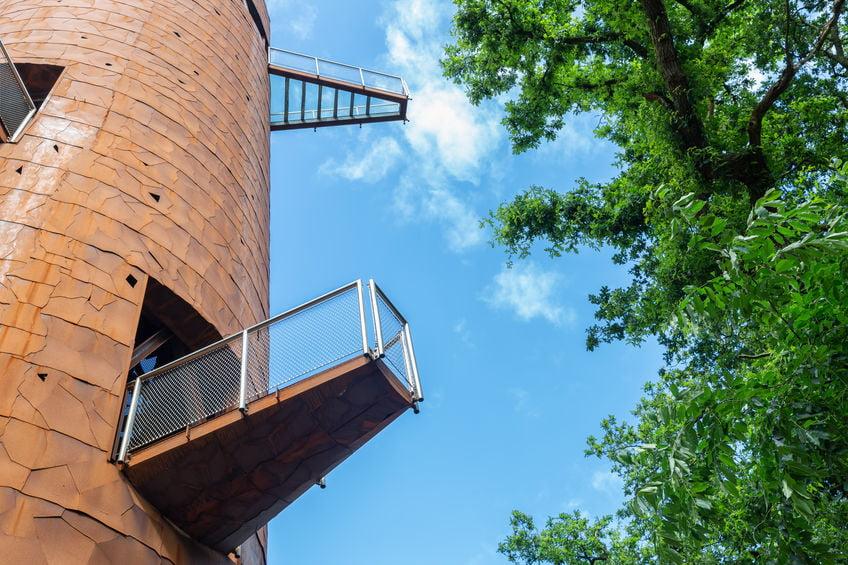 Uitkijktorens Nederland met kinderen bezoeken; de mooiste en hoogste in natuur of stad - Mamaliefde.nl