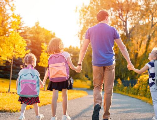 Wat heb je nodig als je kind naar school gaat?