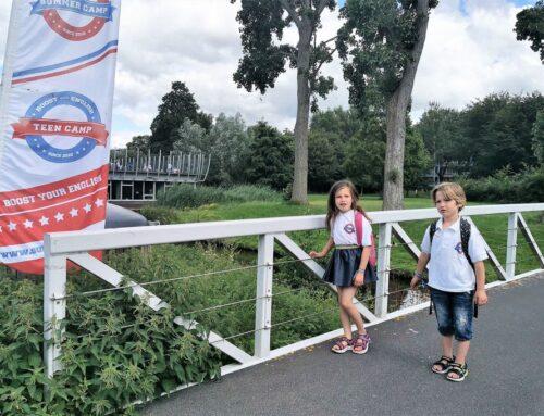 Engels voor Bengels; Summer Camp onze ervaringen