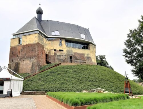 Kasteel de Keverberg; het modernste kasteel van Nederland