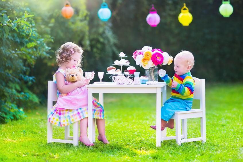 Tips voor het organiseren van een tuinfeest - Mamaliefde.nl