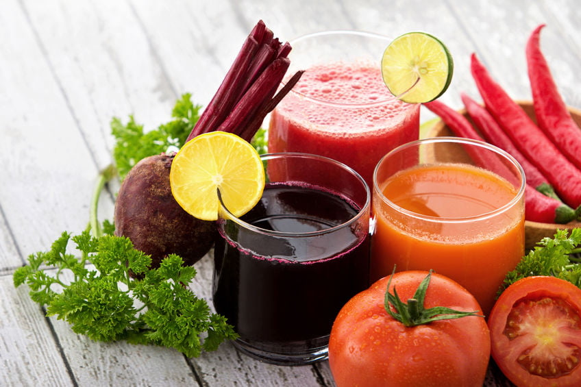 Groentensapjes; recepten voor gezonde fruit en groente drankjes - Mamaliefde.nl