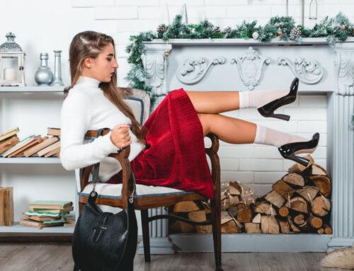 Schoenen voor Kerstmis