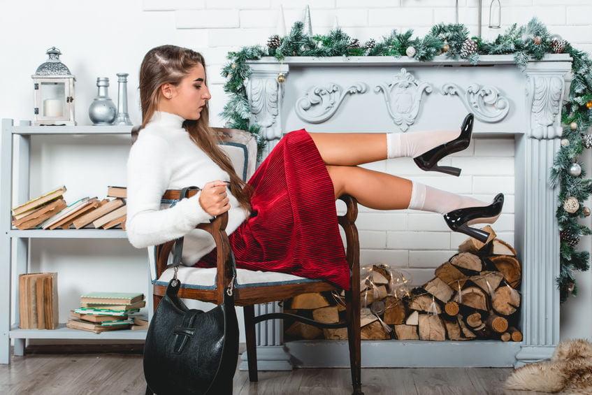 Schoenen voor Kerstmis - Mamaliefde.nl
