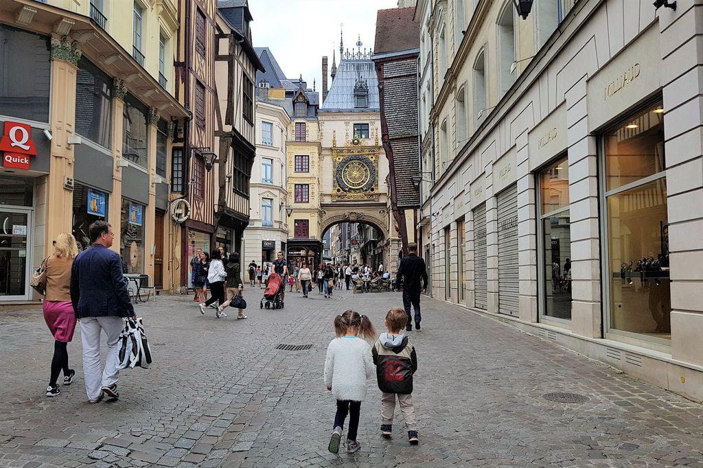 Rouen met kinderen; Van Jeanne d'Arc tot bezienswaardigheden, monumenten en activiteiten - Mamaliefde.nl