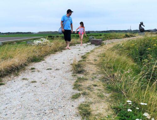 Avonturenpark Land van Fluwel; blote voetenpad & speeltuin in de kop van Noord-Holland