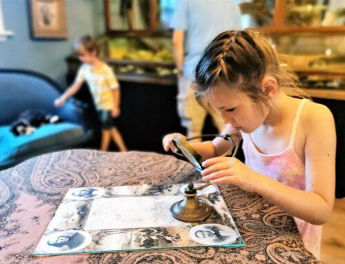 Natuurmuseum Fryslan Leeuwarden met kinderen