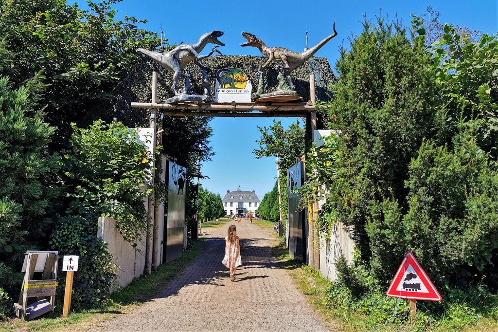 Dinopark Landgoed Tenaxx - Mamaliefde.nl