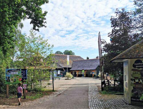 Landgoed Nienoord; familiepark, zwemkasteel, treinen, kasteel borg en museum