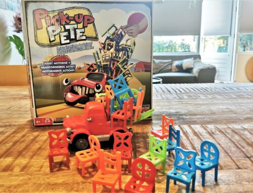Review: Pick-up Pete