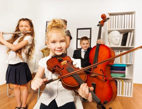 Muziek maken met je baby, dreumes of peuter: muzikale ontwikkeling bij de allerkleinsten