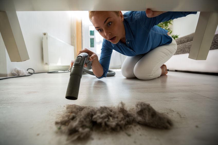 Huisstof in huis; hoe ontstaat het en wat doe je er aan / tips schoonmaken - Mamaliefde.nl
