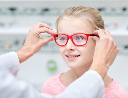 Wat als je kind een bril nodig heeft?