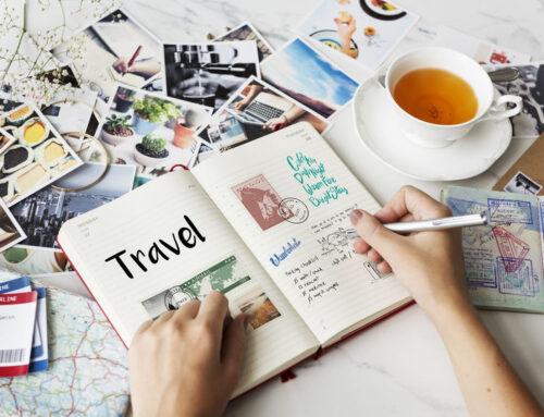 Vakantie herinneringen maken en bewaren
