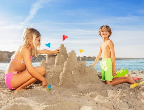 Voordelen en nadelen van vakantie in hoogseizoen, of voor- en naseizoen