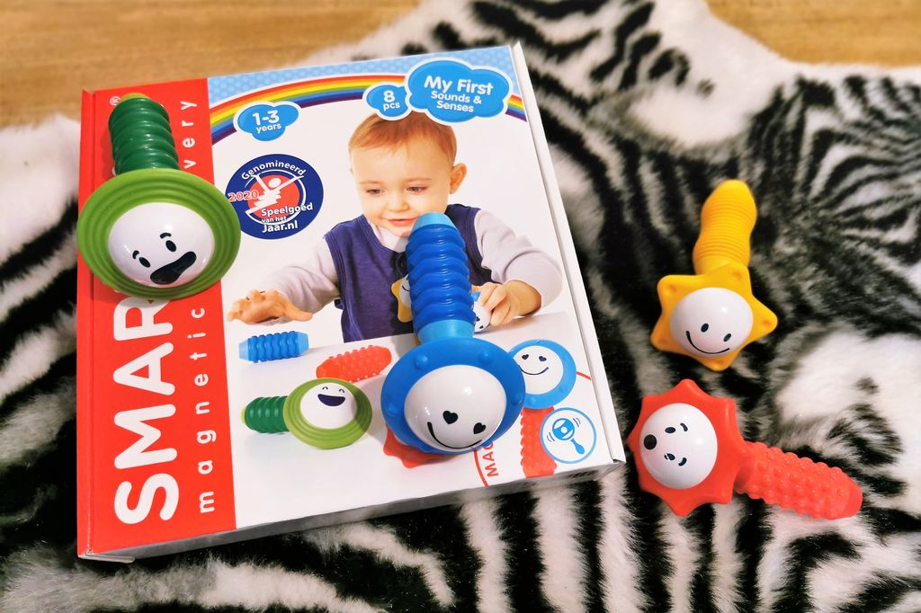 Review: SmartMax My First Sounds & Senses - Mamaliefde.nl