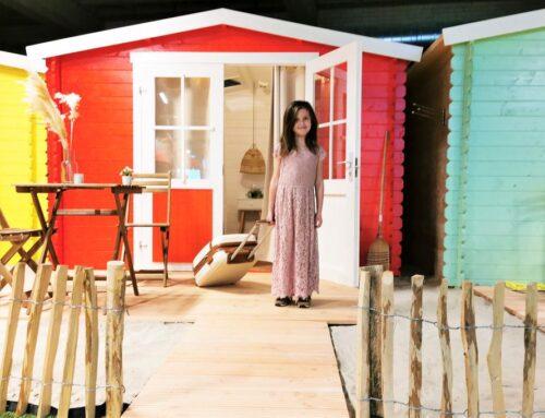 Outside Inn; het hele jaar warm en droog kamperen in Amterdam
