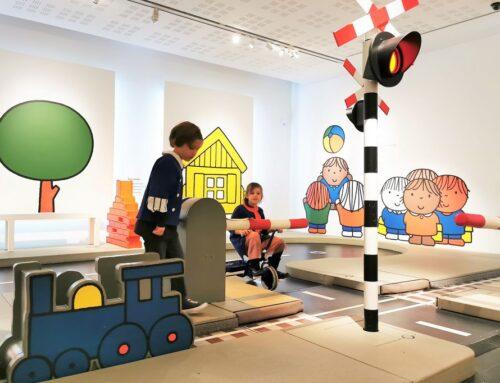 Nijntje Museum Utrecht; leukste museum met jonge kinderen