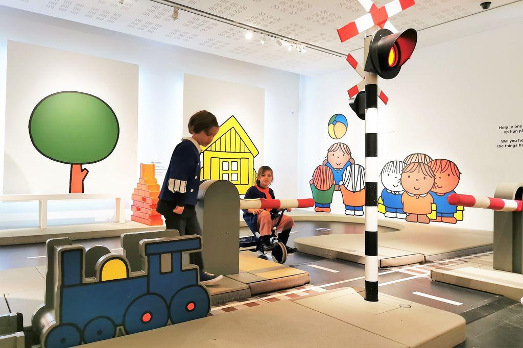 Nijntje Museum Utrecht; leukste museum van Nederland met peuters, kleuters en kinderen - Mamaliefde.nl