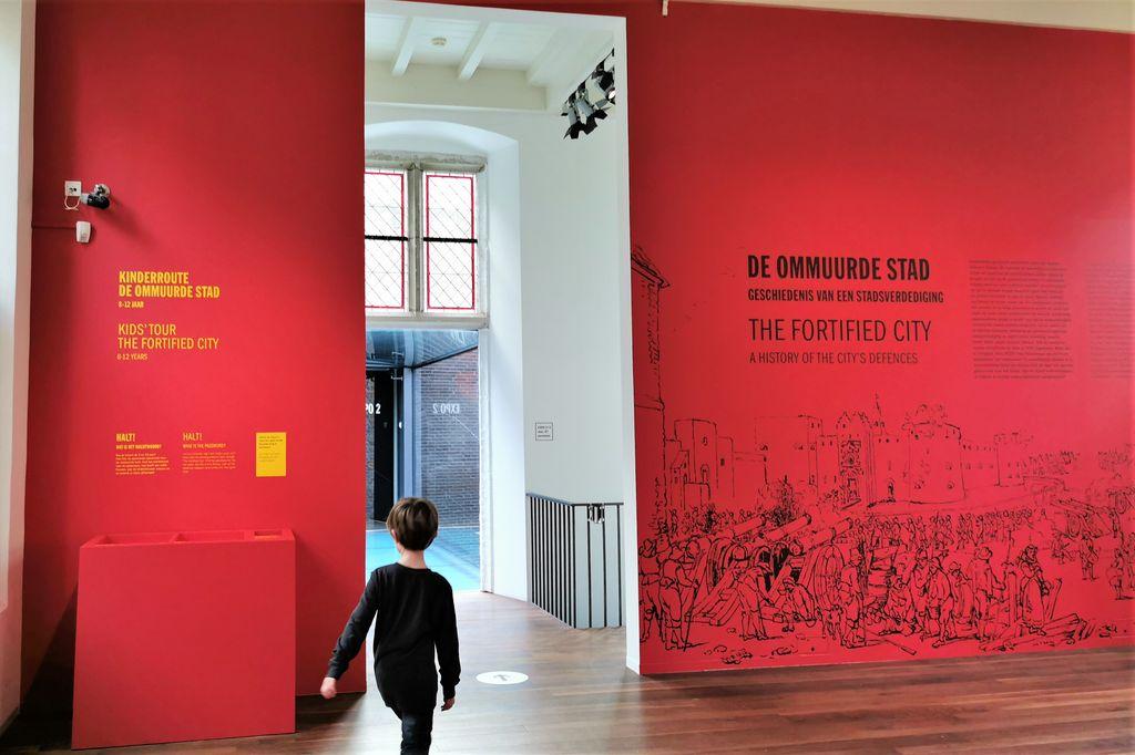 De Ommuurde Stad in het Centraal Museum Utrecht met kinderen - Mamaliefde.nl